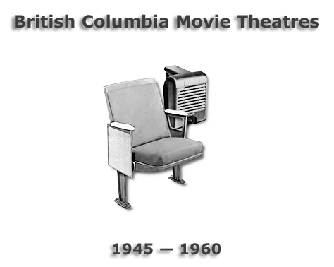 British Columbia Movie Theatres